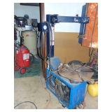 Atco Rim Clamp tire changer