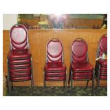Banquet Room Chairs, total count 84
