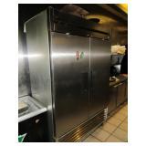 True Refrigerator,
