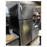 Frigidaire refrigerator on feet,