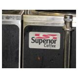 Superior Coffee Maker, works,