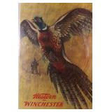 Early Western-Winchester Advertising Poster,