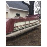 20foot pinyon w/trailer