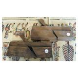 Hand wood planes, KEEN & C.C. Baker