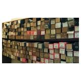 Player Piano Rolls - 200+, most in original boxes