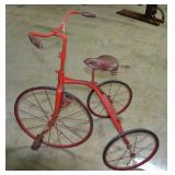Antique Tricycle,  American National Company