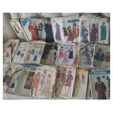 Vintage sewing patterns, McCall