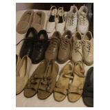 Ladies shoes, 7.5 or 8 slim or narrow 13 pair