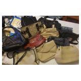 Fashion purses, (12) Mossimo, Nine West