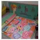 1960 Barbie board game. Queen of the Prom