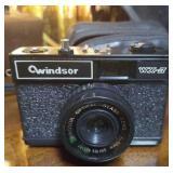 Windsor. WX -3 Camera, case, 35 mm