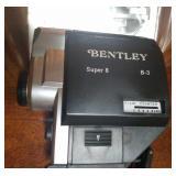 Bentley Super 8 movie camera  B-3,  case and box