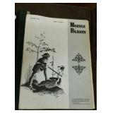 1979 Muzzle Blasts magazine back issues