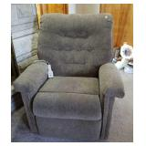 Electric lift chair,  Pride, not wall hugger,