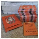 Childcraft encyclopedia set 1949