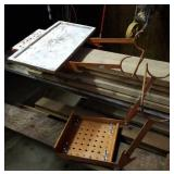 Paint trays for ladders - 2 in lot