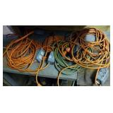 Industrial extensions cords (3)
