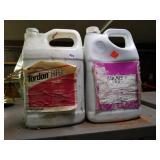 Liquid weed killer   - 2 bottles