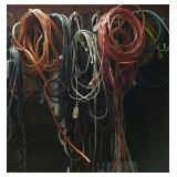 Extension cords industrial and household...miles