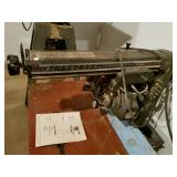 """Craftsman 10"""" Radial Arm Saw with table"""