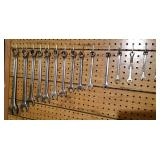 Set of Olympia Opened/Closed end wrenches