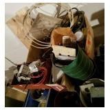 Electrical supplies, switches, outlets, covers,