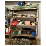 Plumbing supplies, snakes, galvanized & PVC