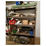Metal shelf - NO contents