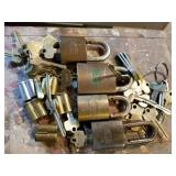Best Pad Locks with extra cores & keys