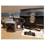 Minolta Autopak 800 Camera with bag