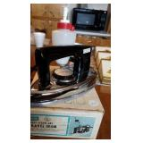 Sears Spray Steam Dry Travel Iron new in box