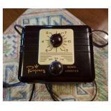 Regency Signal Booster in bakelite case