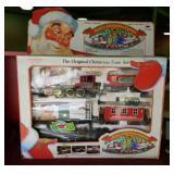 Santas Christmas Express train set