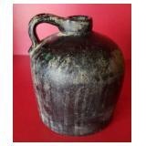 """6"""" diameter crock jug"""