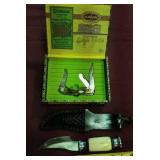 Schrade Cutlery knife & hunting knife