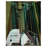 NEW VersaRac overhead storage rack