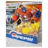 Pepsi Optimus Prime Transformer