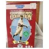 Cy Young, Cooperstown Collection