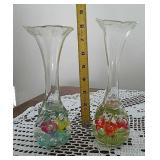 Vases, St. Clair Like