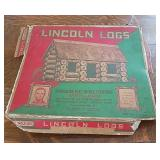 Vintage Lincoln Logs, Set No.1