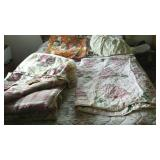 Bedspreads of various sizes