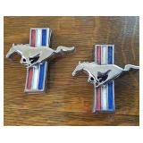 Ford Mustang Emblems (2)