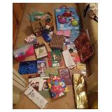 Gift Bags, wrapping paper & Tissue