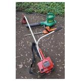 Weed eater, Blower, Hedge Trimmer