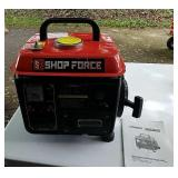 Shop Force 1000W Generator