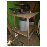 Scroll Saw & table