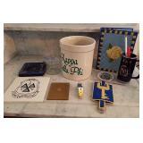 Kappa Delta Phi memorabilia