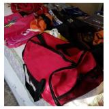 Large lot of various bags