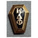 Kappa Delta Phi 10K pin