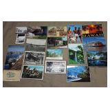 Postcards, Prince Edward Island map